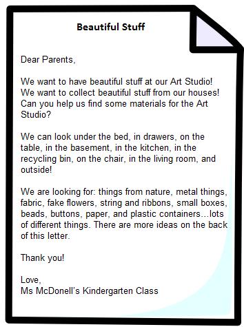 Parent Involvement The Curious Kindergarten