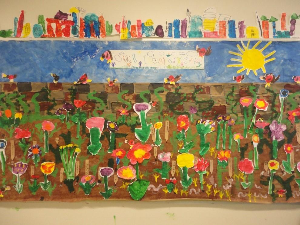 Kinder Garden: Science And Nature Activities