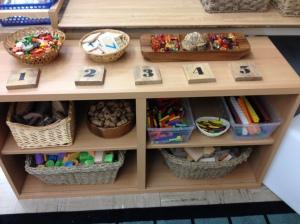 Math Centre materials